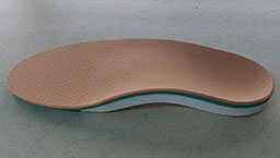 Insole for plantar fasciitis