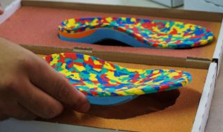 Orthotics for over pronation